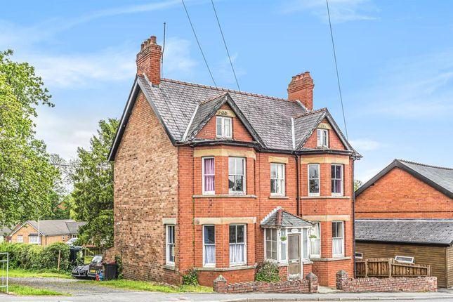 Thumbnail Detached house for sale in Newbridge-On-Wye, Llandrindod Wells