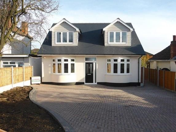Thumbnail Detached house for sale in Gleneagles, High Road, Benfleet