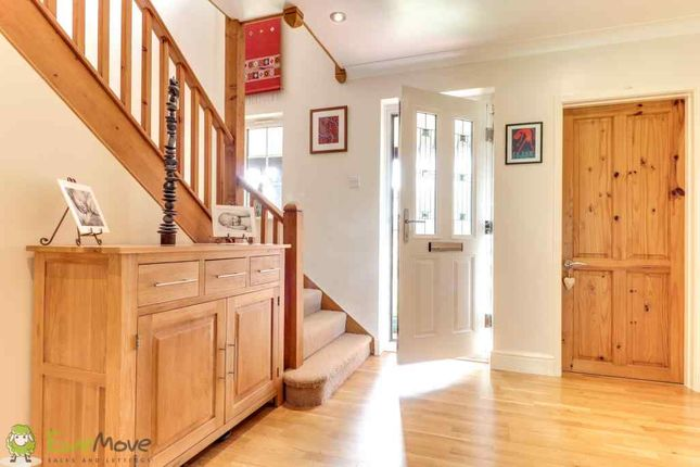 Welcoming Entrance Hall