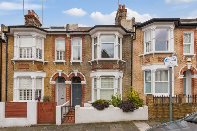 Exterior of Kemsing Road, Greenwich, London SE10