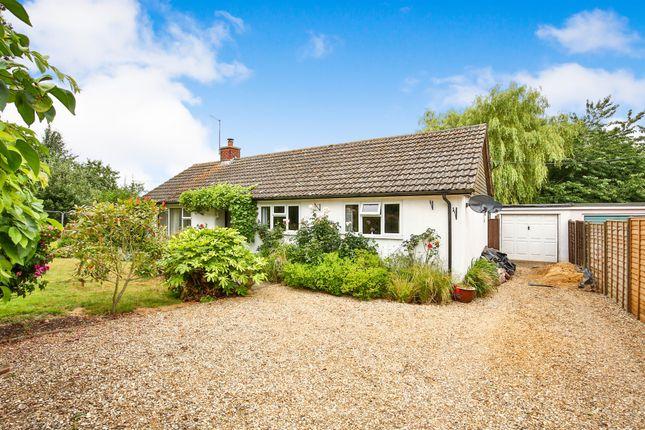 Thumbnail Detached bungalow for sale in Highfield Lane, Great Ryburgh, Fakenham