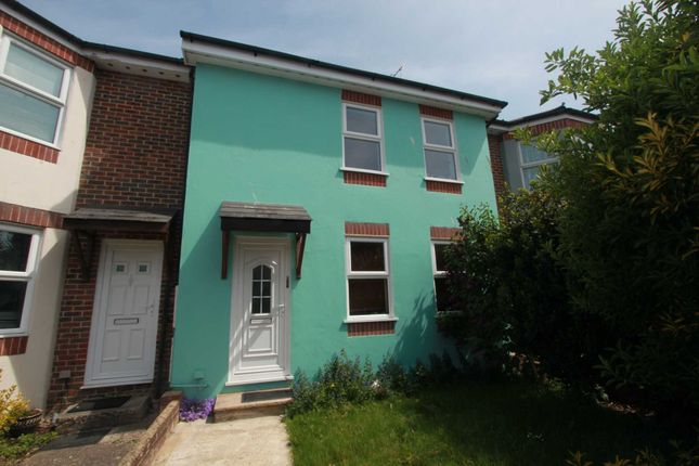 Thumbnail Terraced house to rent in Clifton Road, Worthing