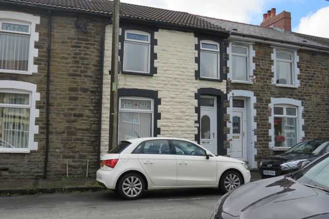 3 bed terraced house for sale in Francis Street, Bargoed
