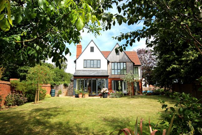 Detached house for sale in The Grove, Melton, Woodbridge, Suffolk