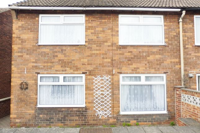 Thumbnail Semi-detached house for sale in Moorbridge Crescent, Brampton