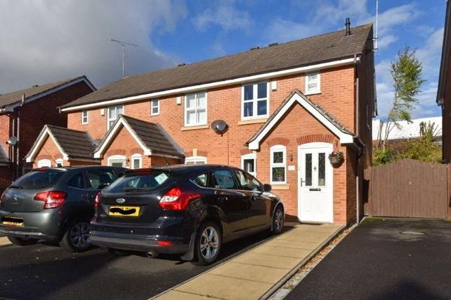 End terrace house in  Honeychurch Close  Redditch  Birmingham