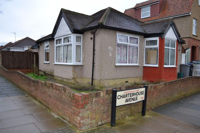 Thumbnail Bungalow to rent in Charterhouse Avenue, Wembley