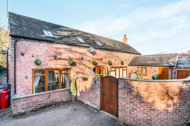Thumbnail Barn conversion for sale in Watling Street, Cannock, Staffordshire