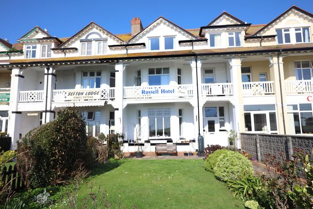 Thumbnail Property for sale in Esplanade Road, Paignton