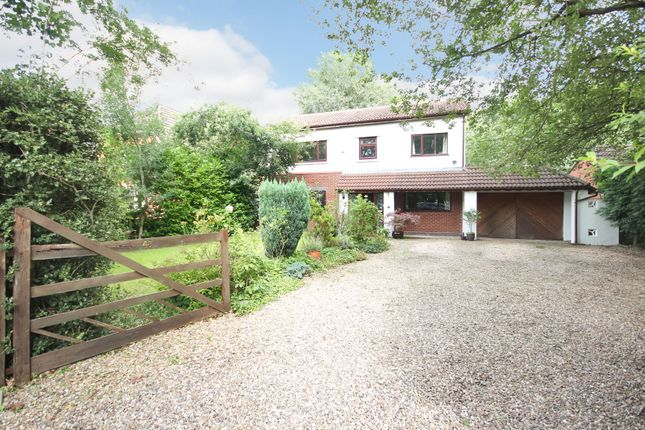 Thumbnail Detached house for sale in Birchy Close, Shirley, Solihull