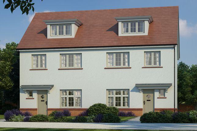 Thumbnail Semi-detached house for sale in Ryarsh Park, Roughetts Road, West Malling, Kent