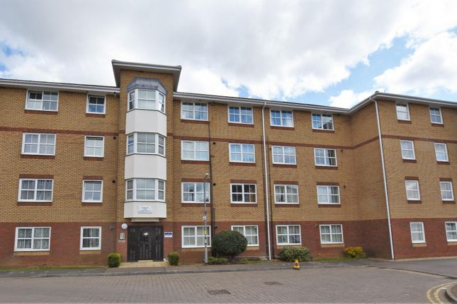 2 bed flat for sale in Henry Bird Way, Southbridge, Northampton NN4