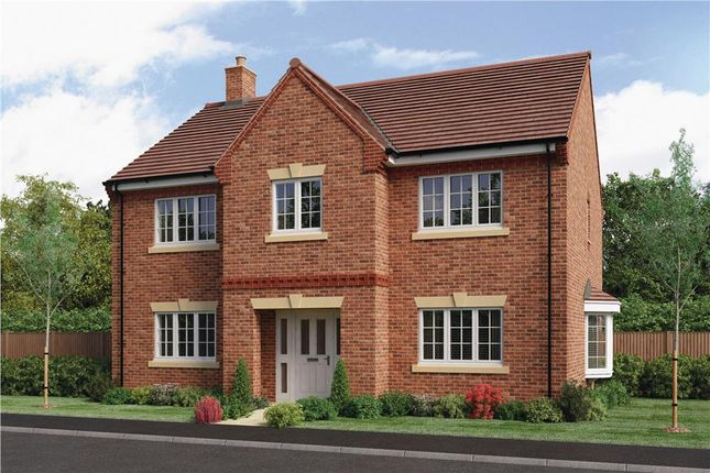 "Thumbnail Detached house for sale in ""Charlesworth"" at Waterloo Road, Bidford-On-Avon, Alcester"