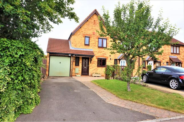 Thumbnail End terrace house for sale in Little Hayes, Fishponds