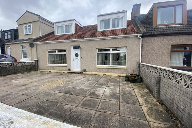 Thumbnail Terraced house for sale in Bonkle Road, Newmains, Wishaw