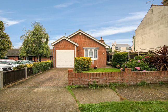 Thumbnail Detached bungalow for sale in Parkstone Avenue, Benfleet