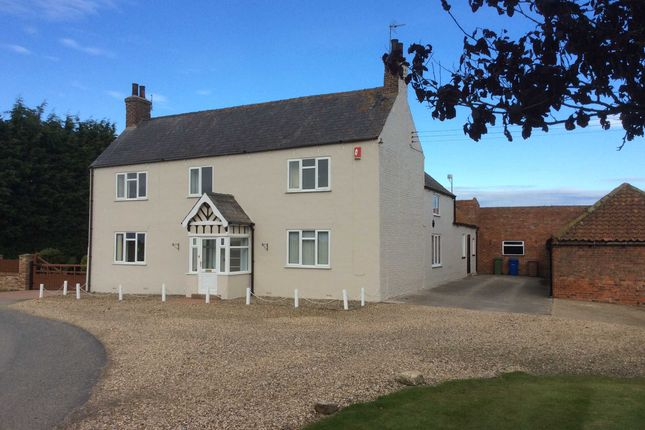 Thumbnail Detached house for sale in Bewholme, Driffield