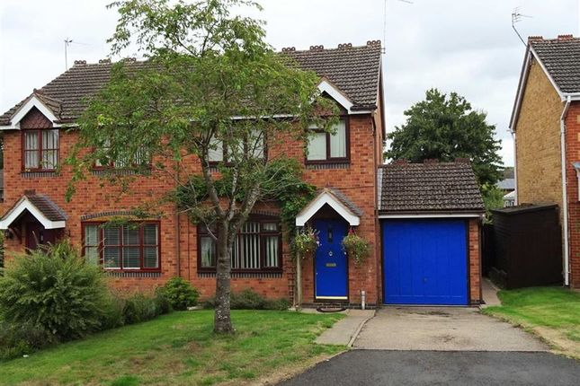 Thumbnail Semi-detached house to rent in 10, Orchard Drive, West Felton, Oswestry, Shropshire
