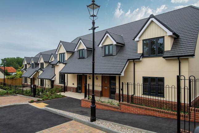 Thumbnail Cottage for sale in New Build, Plot 78, Debden Grange, Newport, Saffron Walden
