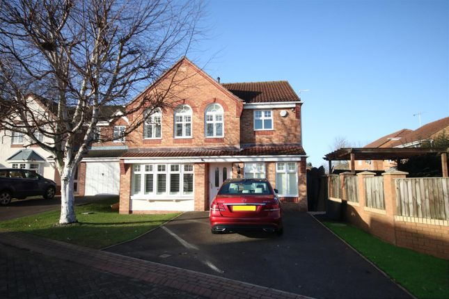 Detached house for sale in Somin Court, Woodfield Plantation, Doncaster