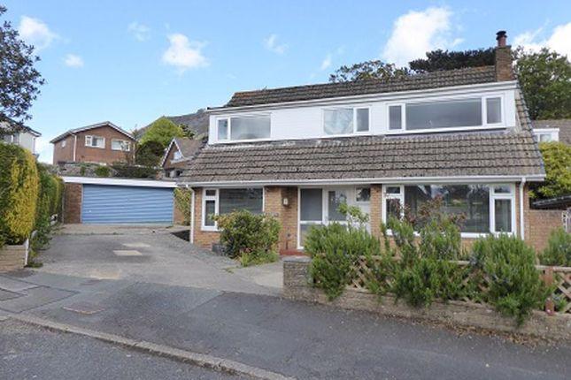 Thumbnail Detached house for sale in Parc Hen Blas Estate, Llanfairfechan