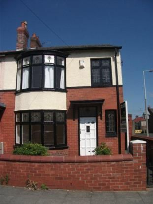 Thumbnail Semi-detached house to rent in New Sreet, St Helens
