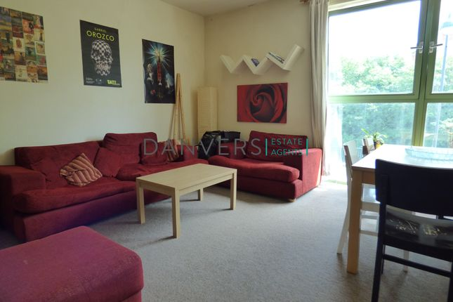 Thumbnail Flat to rent in Western Boulevard, Leicester