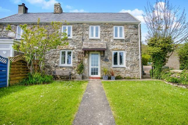Thumbnail Semi-detached house for sale in Abersoch, Gwynedd