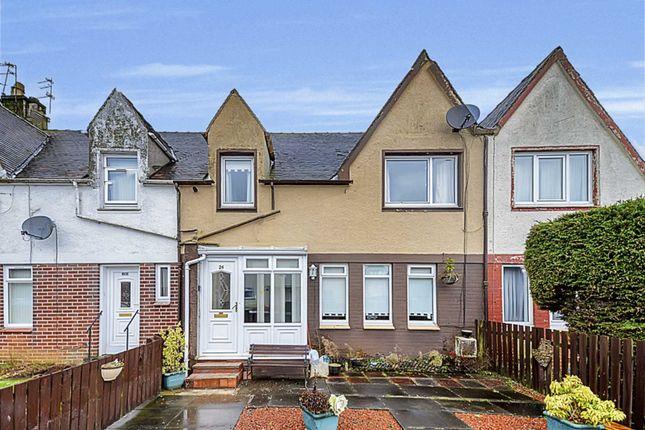 Thumbnail Terraced house for sale in New Avenue, Howwood, Johnstone