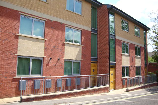 Thumbnail Terraced house to rent in Broom Street, Sheffield