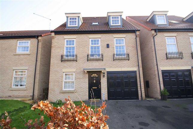 Thumbnail Detached house for sale in Edgbaston Drive, Retford, Nottinghamshire