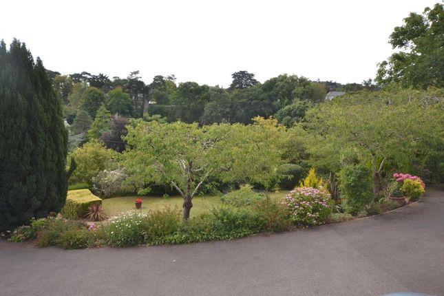 Gardens of Little Knowle Court, 32 Little Knowle, Budleigh Salterton, Devon EX9