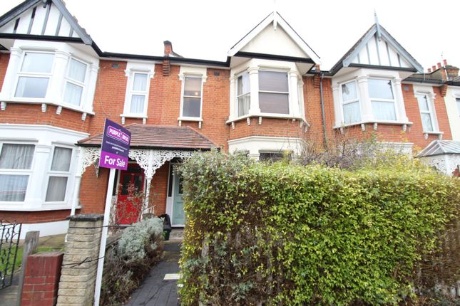 Thumbnail Terraced house for sale in Harpenden Road, London