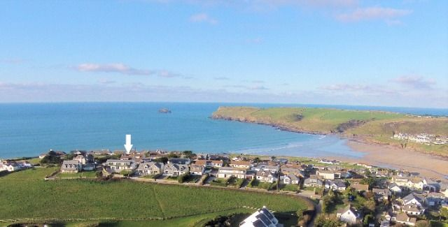 Thumbnail Property for sale in Carne, Highcliffe, Polzeath