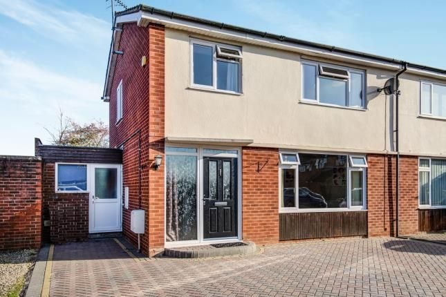 Thumbnail Semi-detached house for sale in Harvard Avenue, Honeybourne, Evesham, Worcestershire