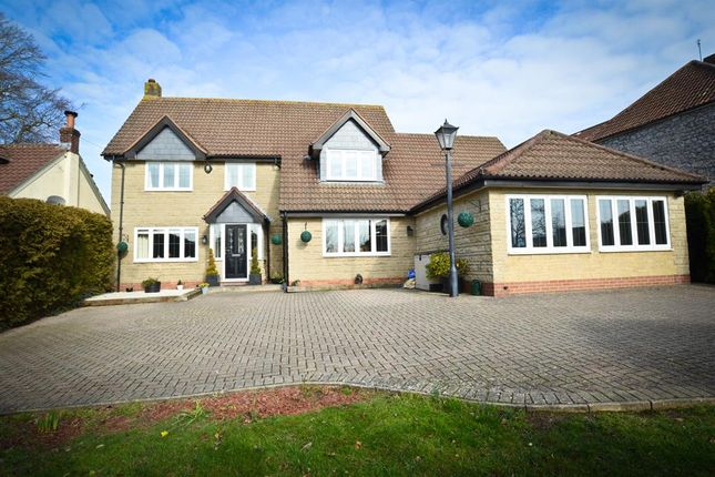 Thumbnail Detached house for sale in High Street, Wick, Bristol