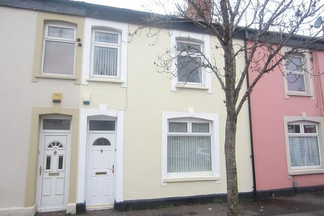 Thumbnail Terraced house to rent in Kent Street, Cardiff