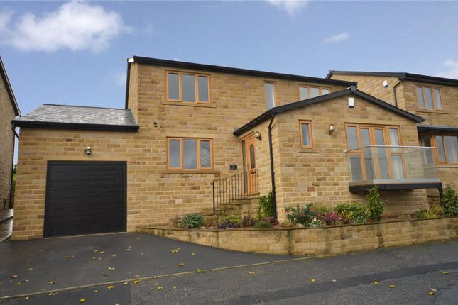 Thumbnail Detached house to rent in Meadow Gate, Idle, Bradford, West Yorkshire