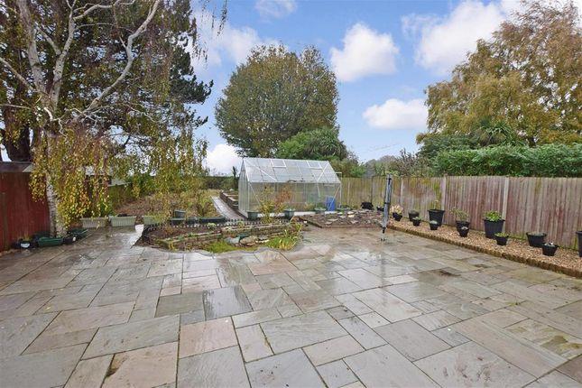 Rear Garden of Northbourne Road, Great Mongeham, Deal, Kent CT14