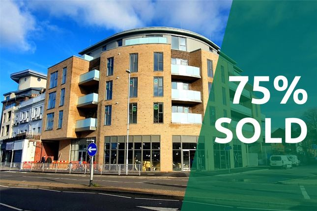 Thumbnail Flat for sale in Apartment 14, 1 Lennox Road, Worthing, West Sussex