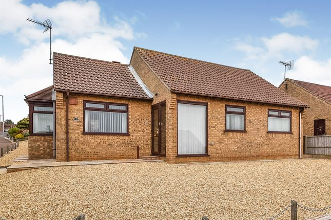 Thumbnail Detached bungalow for sale in Andrews Place, Hunstanton