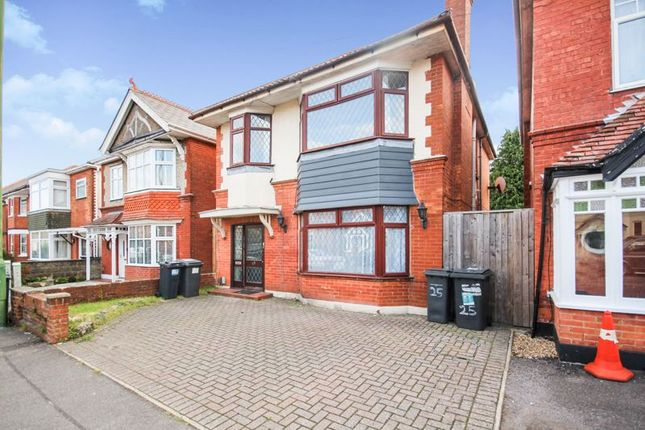Thumbnail Detached house to rent in Bengal Road, Winton, Bournemouth