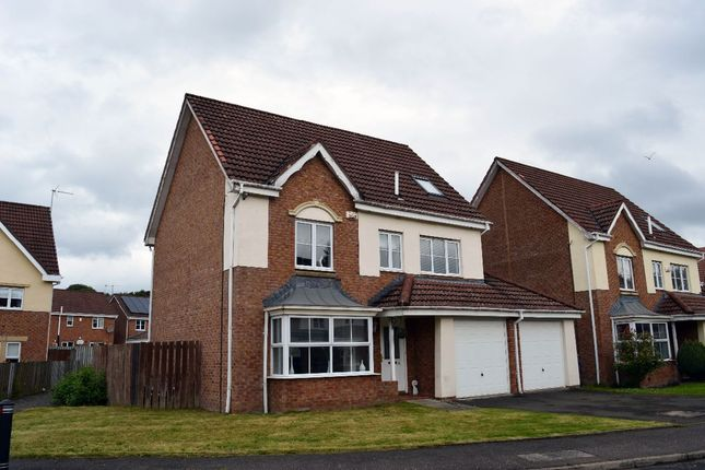Thumbnail Detached house for sale in Strathallan Crescent, Hairmyres, East Kilbride