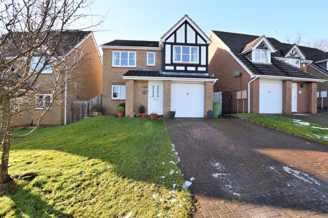 4 bed detached house for sale in Allerburn Lea, Alnwick NE66