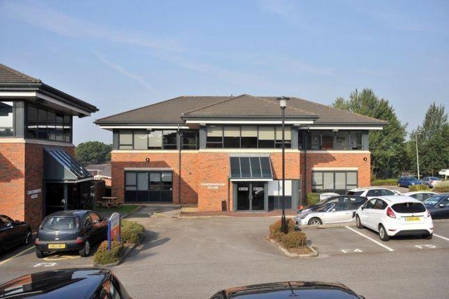 Thumbnail Office to let in Sandringham House, Ackhurst Business Park, Chorley