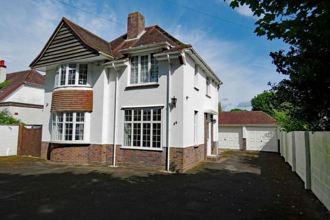 Thumbnail Detached house for sale in Sinah Lane, Hayling Island