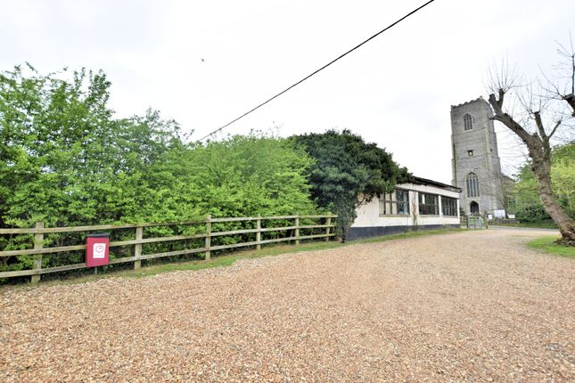 Thumbnail Land for sale in Church Street, Carbrooke, Thetford