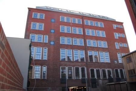 Flat in  The Robinsons Building  Bedminster  Bristol