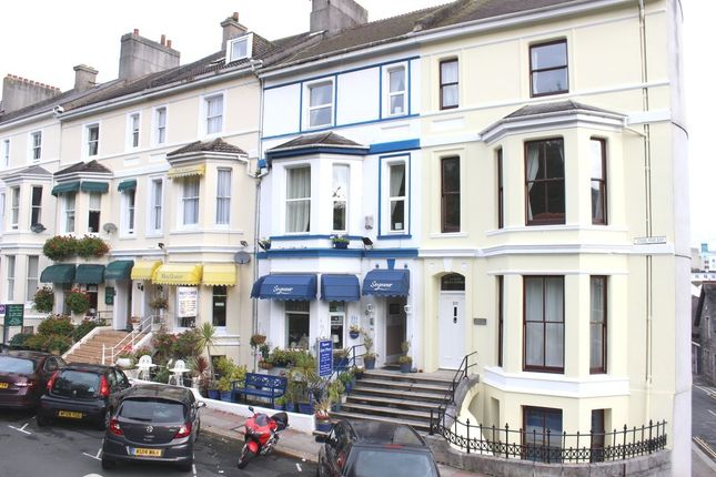Thumbnail Terraced house for sale in Citadel Road East, Plymouth