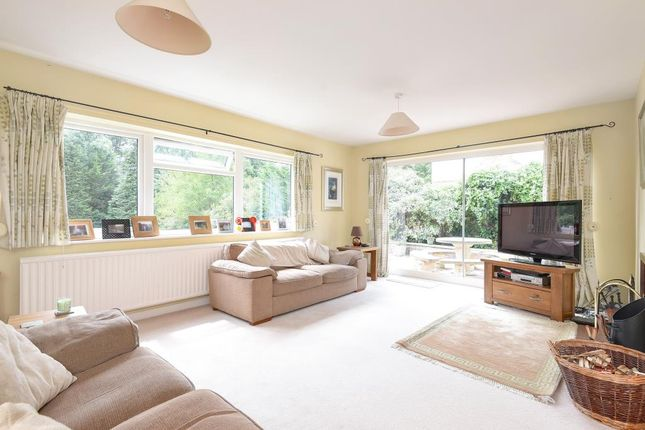 Thumbnail Detached house for sale in Wash Water, Newbury